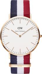 Часы DANIEL WELLINGTON 0103DW Cambridge - ДЕКА