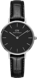 Часы Daniel Wellington DW00100235 Classic Petite 28 Reading S Black - Дека