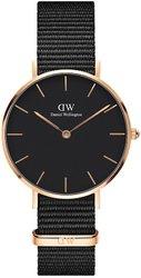 Часы Daniel Wellington DW00100215 Petite 32 Cornwall RG Black — ДЕКА