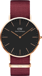Часы Daniel Wellington DW00100269 Classic 40 Roselyn RG Black - Дека