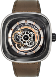 Часы SEVENFRIDAY SF-P2B/01 - Дека