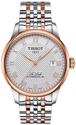 Часы TISSOT T006.407.22.033.00 - Дека