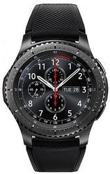 Смарт-часы Samsung Gear S3 Frontier Space Grey — Дека
